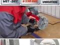 Smerigliatrice da banco combi Einhell TC-WD 150-200 pic2
