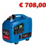 Generatore AXO AIG 2002