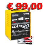 Caricabatterie DECA Class 30A