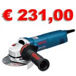 Smeriglia Bosch GWS 14-125CI 1400W