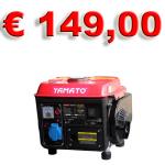 Motogeneratore G800 - 2T