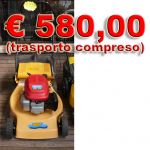 Rasaerba MEP R 653 SP Hp5.5